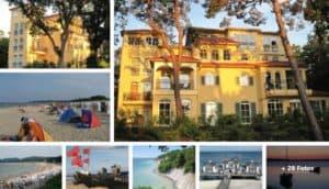 Appartement Meeresrauschen auf Rügen